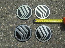 Mercury emblems stickers for centercaps hubcaps wheels