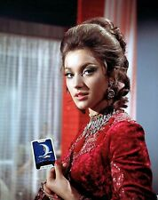 LIVE AND LET DIE JAMES BOND JANE SEYMOUR SOLITAIRE PHOTO