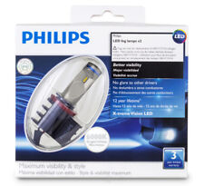 Fog Light Bulb-X-treme Vision LED Fog Front PHILIPS 12834UNIX2
