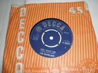 "The Bachelors Can i Trust You b/w Who Can I Turn To 7"" Vinyl 1966 Decca F.12417"
