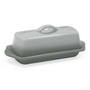 Chantal Butter Dish - Fade Gray