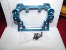 Hobbypro H1508 Front bearing plate Aluminum Blue 1pc