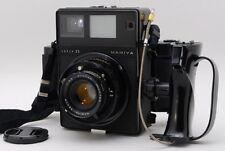【EXC+++++】Mamiya Press Super 23 Rangefinder Film Camera w/100mm Lens from Japan