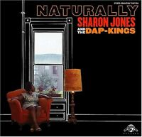 Sharon Jones, Sharon Jones & the Dap-Kings - Naturally [New CD]