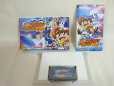 B DENSETSU BATTLE BEDAMAN FIRE SPIRITS daman Game Boy Advance Nintendo Japan gba