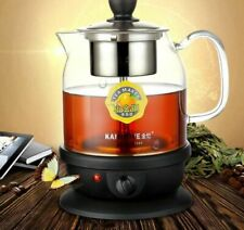 Electric Kettle Automatic Glass Boiling Teapot Multifunctional Tea Maker Device