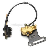 For 110cc 125cc 140cc PIT PRO Dirt Bike Hydraulic Rear Disc Brake Caliper  ++