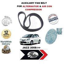 PARA Honda Jazz 1.2 L12B 1.4 2008- > NUEVO Auxiliar Correa del ventilador aire