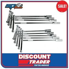 SP Tools Socket Set 9 Piece T-Handle with Ball End - SP20800