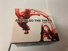 AND ALSO THE TREES 1980-2005 CD MINT NR MINT 4011760601723