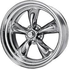 (4) American Racing TORQUE THRUST II Wheels Torq 15x7-8 Staggered FORD