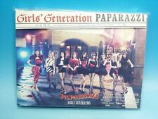 NEW CD+DVD SNSD Girls Generation PAPARAZZI First Limited Edition