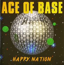 CD - Ace Of Base - Happy Nation - A148
