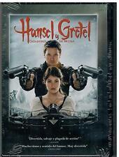 Hansel & Gretel - Cazadores de brujas (DVD Nuevo)