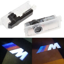 2 M Logo LED Step Door Courtesy Welcome Light Ghost Shadow Laser Projector 4 BMW