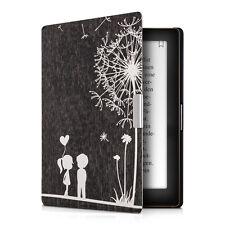 kwmobile Flip Tasche für Kobo Aura Edition 1 Pusteblume Love Schutz Kunstleder