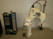 Adept Cobra S350 Scara Robot 4 Axis With Motionblox 40r Amp Smartcontroller Cx