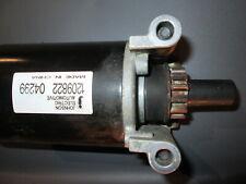 KOHLER ENGINE STARTER CV15 12 098 22-S  ELECTRIC STARTER BENDIX DRIVE