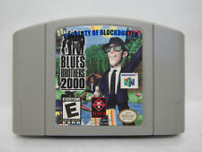 Blues Brothers 2000 (Nintendo 64, 2000) Cleaned / Tested / Authentic - N64 BBB
