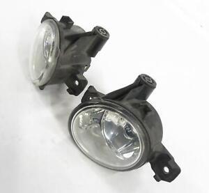 2007-2015 BMW X1 X3 X5 (E83 E84 E70) FRONT LEFT & RIGHT FOG LIGHT LAMP SET-2