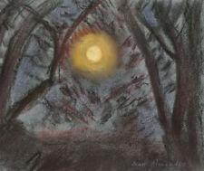 Dessin du XXe siècle et contemporains paysage pour expressionnisme