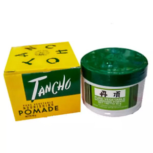 TANCHO POMADE NOURISHING HAIR CREAM SHINE STYLING GROOM PURE VEGETABLE 40 grm.