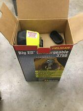 NEW PELICAN 3750 BIG ED RECHARGEABLE FLASHLIGHT 3750-001-245