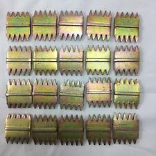 """6 x teiller peignes 2/"""" 50 mm 5 x TPI Haute Qualité s/'adapte 50 mm Ciseau gs3 Outil UK"""