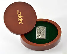 Zippo Thor Vikinger 1300098 in der Orig. Zippo Holzbox