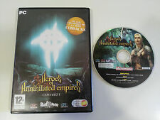 HEROES OF ANNIHILATED EMPIRES CAPITULO 1 JUEGO PC DVD-ROM ESPAÑOL MICROMANIA