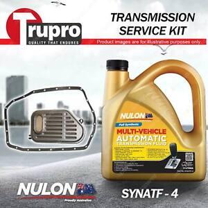 SYNATF Transmission Oil + Filter Kit for BMW 3 5 Series E46 E39 525I 530I 535I