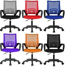 Mesh Office Chair Computer Executive Work Swivel Ergonomic Height Adjustable