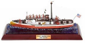 Code 3 FDNY Fireboat 1/64