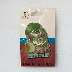 Disney DEC Snow Globes #3 Princess & The Frog Pin Limited Edition 250