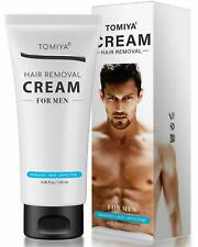 Hair Removal Cream  Premium & Skin Friendly & Fast & Effective For Men 120ml