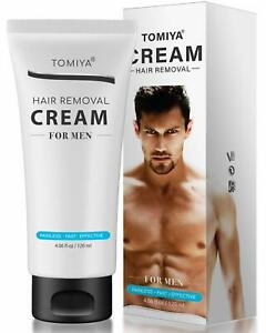 Hair Removal Cream  Premium & Skin Friendly & Fast & Effective For Men 120ml