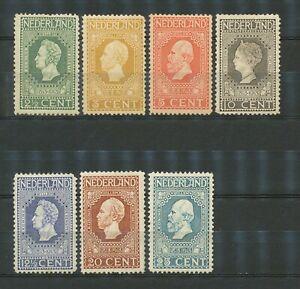 Nederland   90 - 96 A ongebruikt; tweede keus