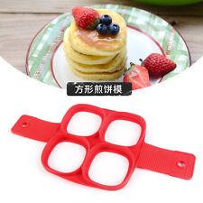 Non Stick Pancake Pan Flip Perfect Breakfast Maker Egg Omelette Flipjack Tools 4