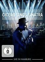 Cicero Sings Sinatra - Live in Hamburg von Roger Cicero (2015) - DVD - NEU&OVP