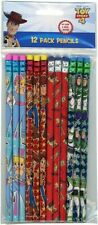 Disney Toy Story 4 Pencils School Stationary Supplies Party Favors 12 Pieces
