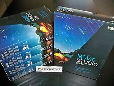 MAGIX Vegas Movie Studio 14 Suite New Sealed