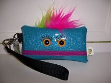 Kids Money Monsters Wristlet Cell Phone Case Wallet by Nectar Bags pick a color