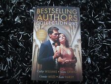MILLS & BOON BESTSELLING AUTHORS COLLECTION 2017 4 IN 1 LIKE NEW