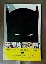 DC Comics Batman: The Dark Knight Returns Graphic Novel by Frank Miller