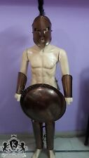 300 King Leonidas Full Armor Set Shield, Arm & Leg Guard with Adjustable Fitting