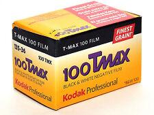 Película 35mm Rollo BN blanco y negro Kodak TMax T-Max TMX 100 135-36