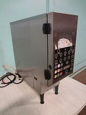 "HEAVY DUTY COMMERCIAL "" TAYLOR "" S.S. COUNTER TOP 9  FLAVORS DISPENSER MACHINE"