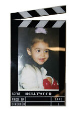 """Hollywood Acrylic Clapboard Vertical Picture Frame - 4x6"""" - 5423"""