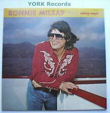 RONNIE MILSAP - Milsap Magic - Excellent Condition LP Record RCA PL 13563