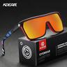 KDEAM Unisex Polarized Large Frame Sunglasses Outdoor Riding Fishing Glasses Hot
